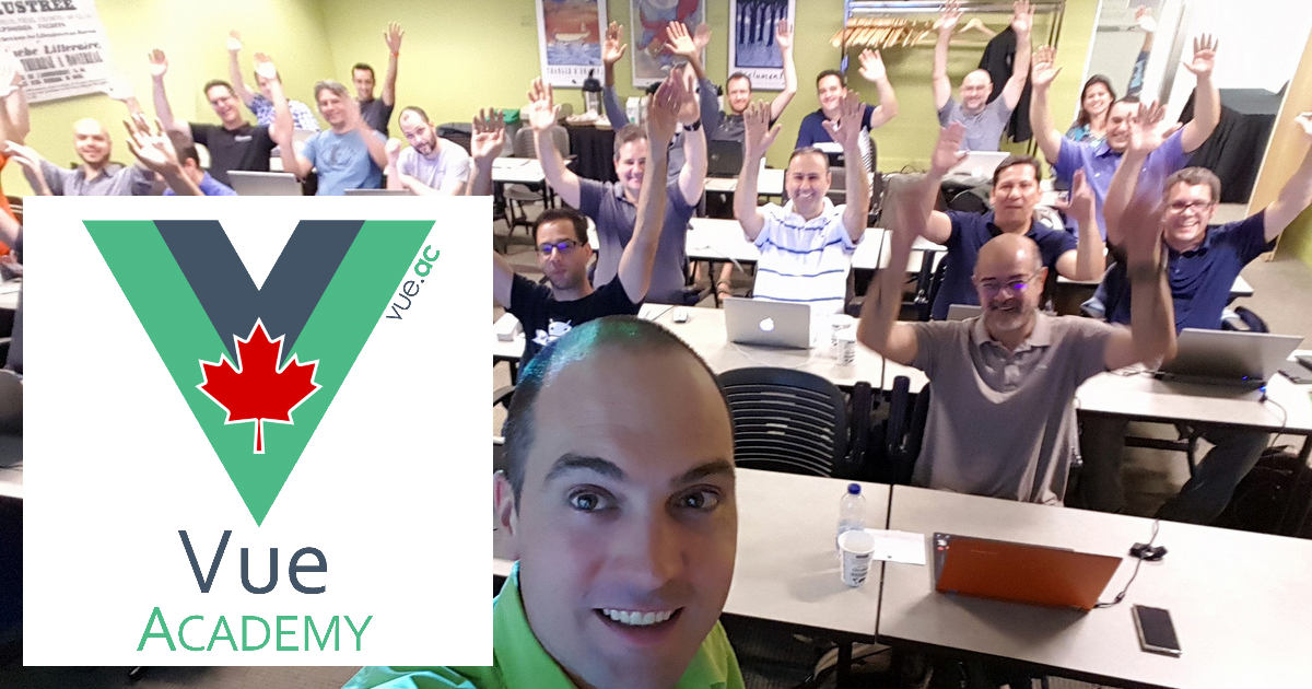 Vue Academy Workshop